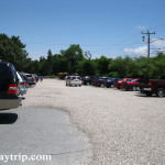 Parking Lot at Cape Cod Museum of Natural History