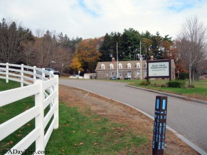 Blue Hills Reservation Headquarters located in Milton