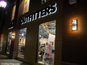 Urban Outfitters at Legacy Place in Dedham