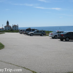 Lighthouse parking