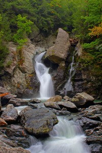 Bash Bish Falls in Mt Washington is great hiking in Massachusetts