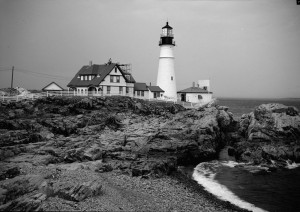 Best Things to Do in Portland, Maine - Portland Head Light historical photo - 1933