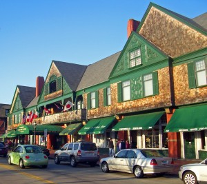 The Newport Casino in Newport, RI has an important history with tennis.
