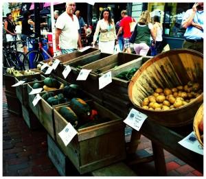 The Portland Farmers' Market is one of Portland's best things to do. Source: portlandmainefarmersmarket.org